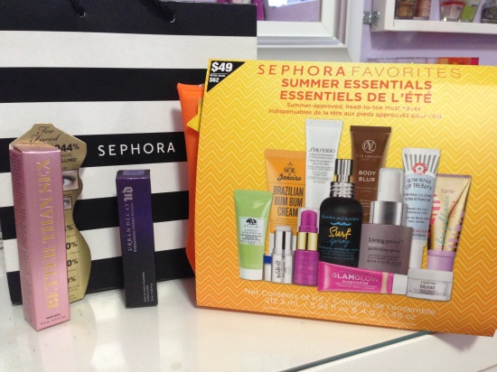 Sephora Haul June 2017