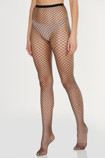 Necessary Clothing - Big Catch Fishnet Stockings