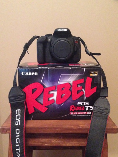 Canon EOS Rebel t5i (taken on iPhone 5)