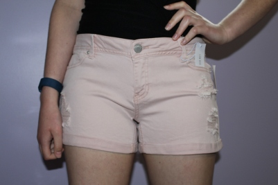 Rue 21 Low Rise Shortie Shorts - Chloe Plus Coffee Try-On Shorts Haul