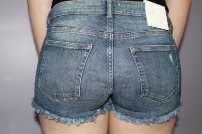 H&M Shorts - Chloe Plus Coffee Try-On Shorts Haul