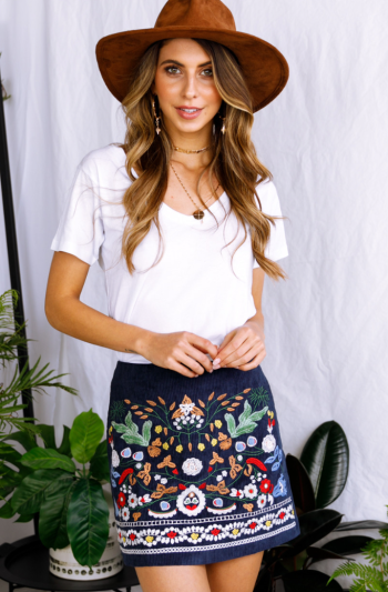 Mura Boutique - All My Life Skirt