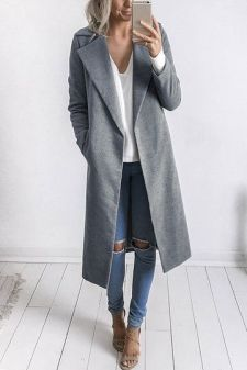 Long Jacket | Yoins