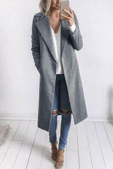 Long Jacket | Yoins