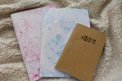 Love Hayley Beth's Giveaway Prize | Notebooks