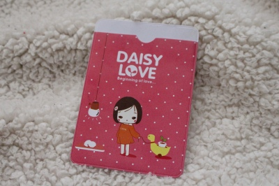 Love Hayley Beth's Giveaway Prize | Card Holder