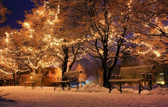 Christmas Lights | Photo from Pixabay
