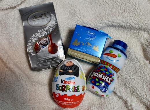 Chocolate | Smarties | Kinder | Lindt | Chloe Plus Coffee