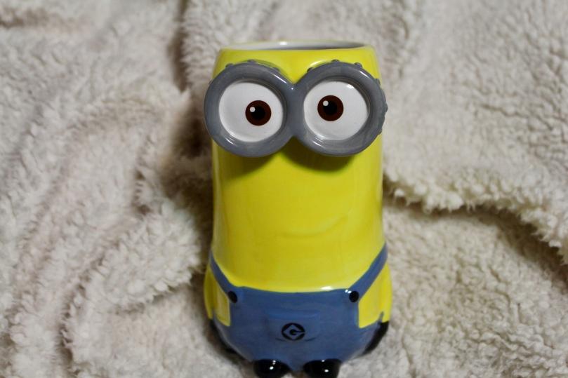 Minion 3D Mug | Chloe Plus Coffee