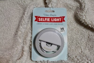 Ultra Bright Selfie Light | Chapters Indigo | Chloe Plus Coffee