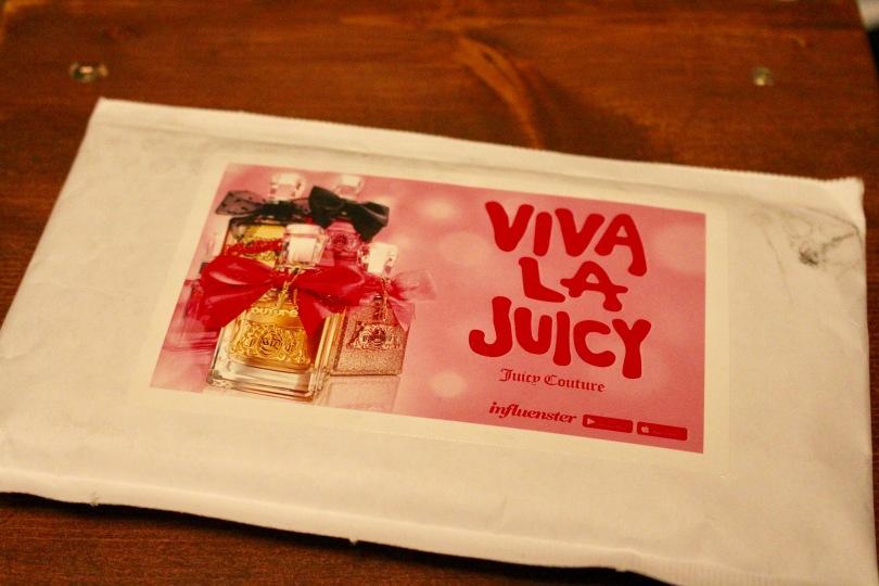 Influenster VoxBox - Viva La Juicy