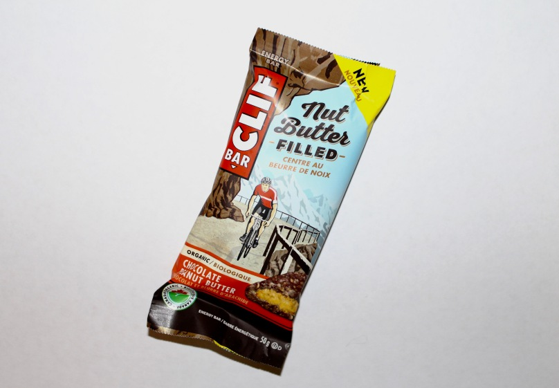 Clif Bar Nut Butter Filled | Energy Bar | Photo by Chloe Plus Coffee