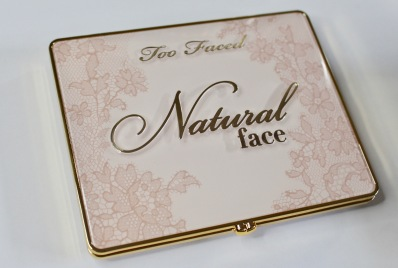 Too Faced Natural Face Palette | Blush, Bronzer, Highlighter | Sephora Semi-Annual Sale Haul | Chloe Plus Coffee