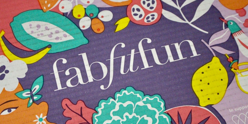 FabFitFun Summer 2018 Box | Photo by ChloePlusCoffee